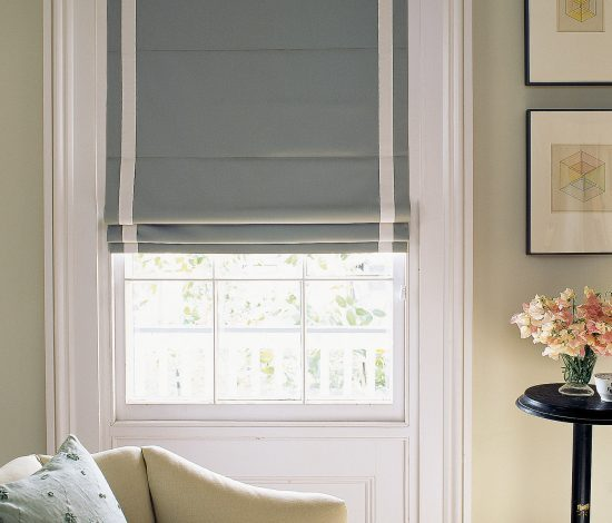 Roman Shade Window Treatment Guide
