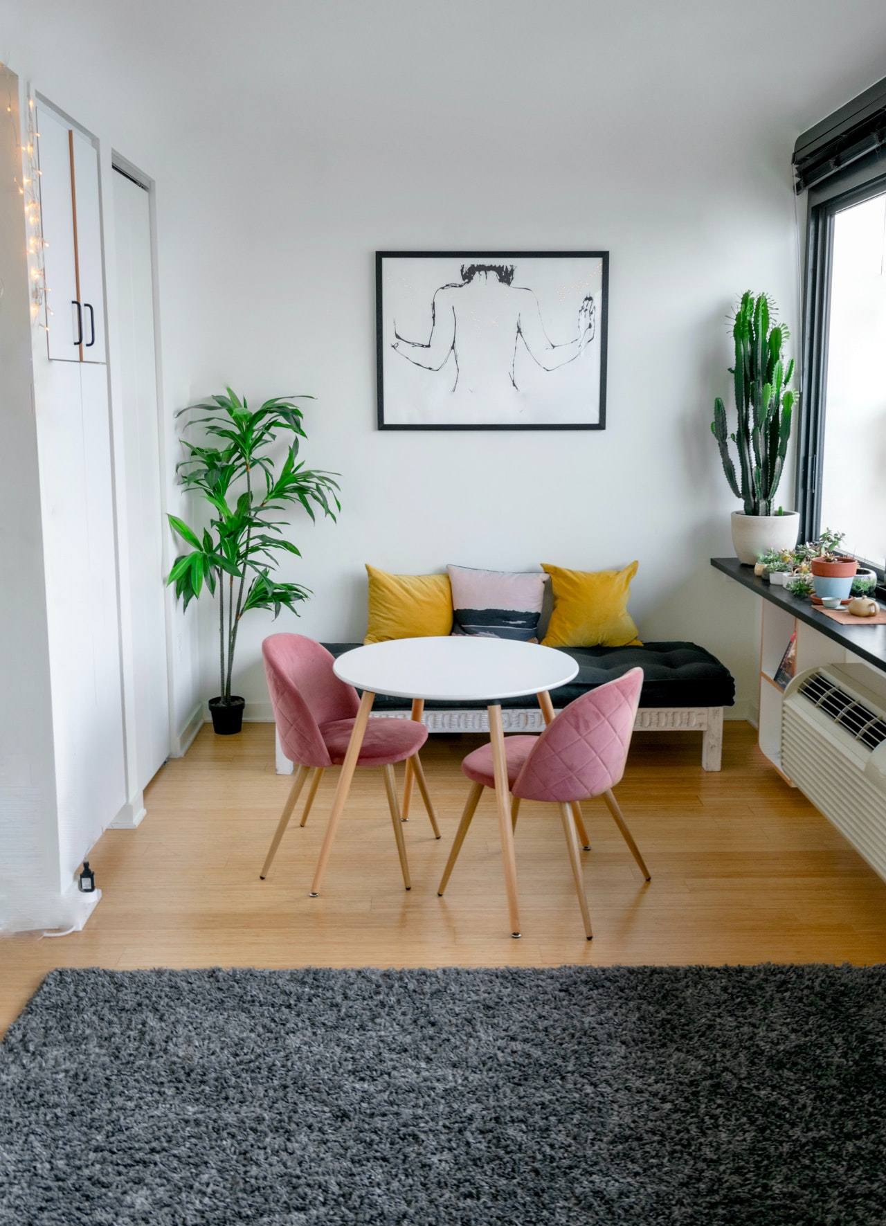 using color in home decor